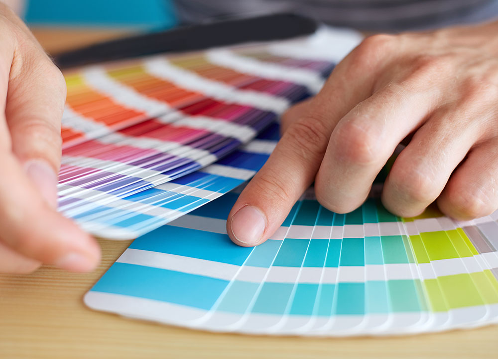Offset Printing Color Book