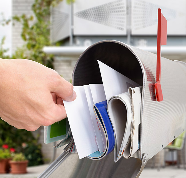 Direct Mail Services at McNeil Printing