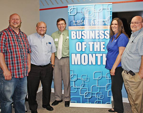 Lehi Chamber Business of the Month McNeil Printing