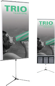 Banner Stands from McNeil Printing