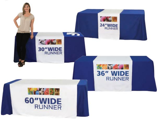 Custom Tablecloths from McNeil Printing